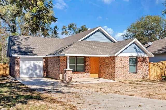1254 E Morphy Street, Fort Worth, TX 76104 (MLS #14314541) :: Team Tiller