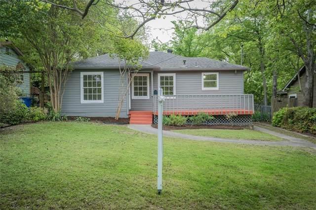 8714 San Benito Way, Dallas, TX 75218 (MLS #14314550) :: Robbins Real Estate Group