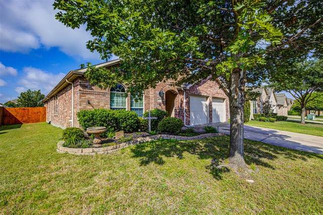 1027 Trickham Drive, Forney, TX 75126 (MLS #14314654) :: RE/MAX Landmark
