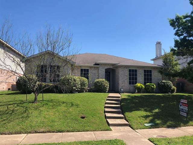 1555 Englewood Drive, Rockwall, TX 75032 (MLS #14315745) :: Tenesha Lusk Realty Group