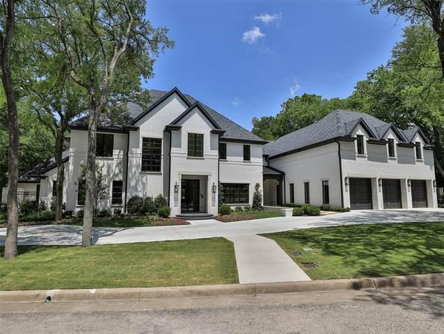 4262 Altura Road, Fort Worth, TX 76109 (MLS #14316037) :: Real Estate By Design