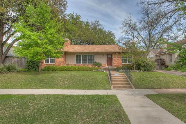 2623 6th Avenue, Fort Worth, TX 76110 (MLS #14316055) :: The Mitchell Group