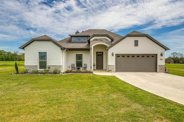 100 Captain Lane, Weatherford, TX 76087 (MLS #14316141) :: All Cities USA Realty