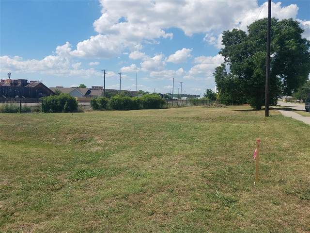 8653 1st Street, Frisco, TX 75034 (MLS #14316425) :: The Hornburg Real Estate Group