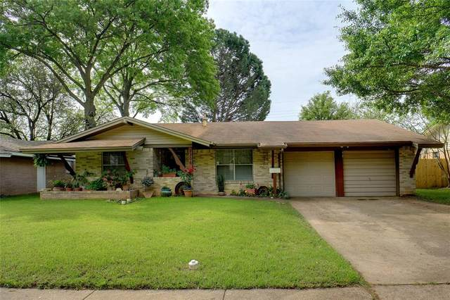 2306 Druid Drive, Irving, TX 75060 (MLS #14317442) :: All Cities USA Realty