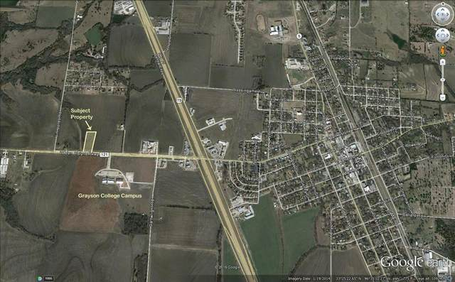 0 W Van Alstyne Parkway, Van Alstyne, TX 75495 (MLS #14317613) :: The Chad Smith Team