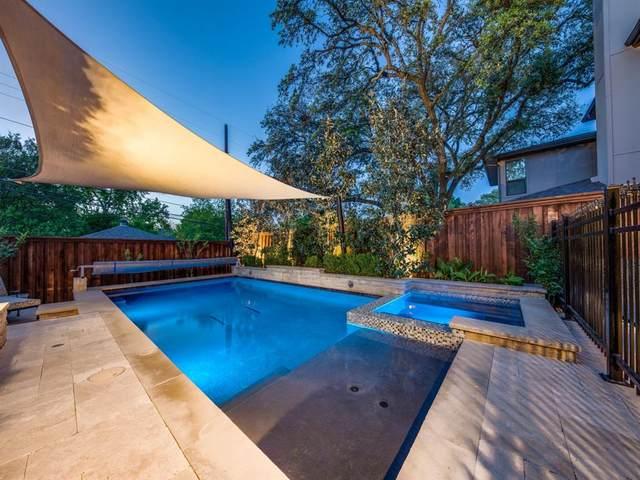 6971 Kenwood Avenue, Dallas, TX 75214 (MLS #14317772) :: Robbins Real Estate Group