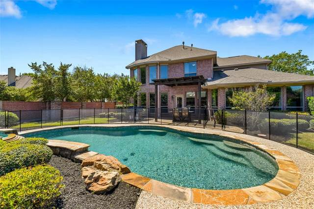 3525 Preakness Drive, Flower Mound, TX 75028 (MLS #14317965) :: HergGroup Dallas-Fort Worth