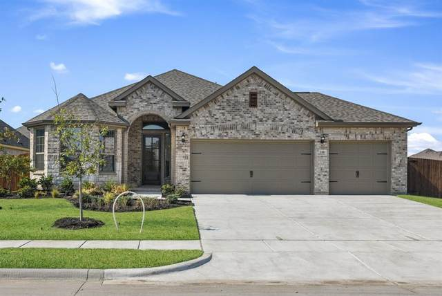 220 Sequoia Drive, Forney, TX 75126 (MLS #14318784) :: The Tierny Jordan Network