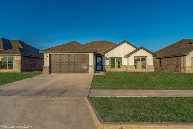7405 Wildflower Way, Abilene, TX 79602 (MLS #14318806) :: The Chad Smith Team