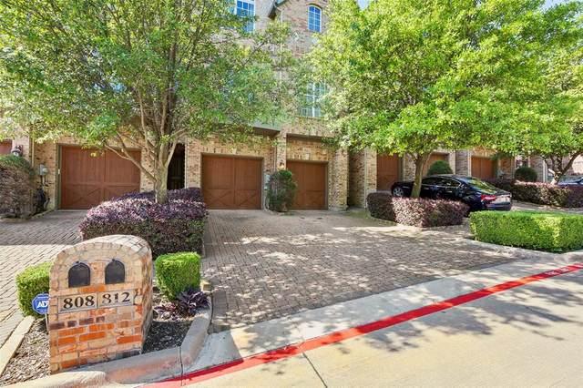 812 Rockingham Drive, Irving, TX 75063 (MLS #14319319) :: Team Hodnett
