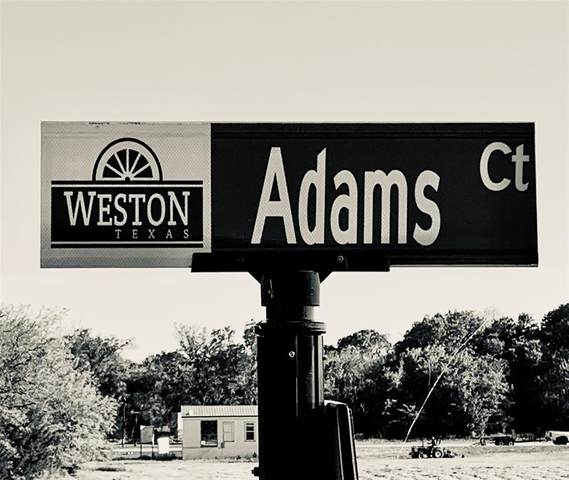 6 Adams Court, Weston, TX 75097 (MLS #14319326) :: EXIT Realty Elite