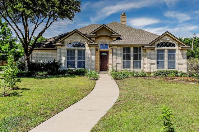 2529 Hillview Court, Denton, TX 76209 (MLS #14320911) :: Frankie Arthur Real Estate