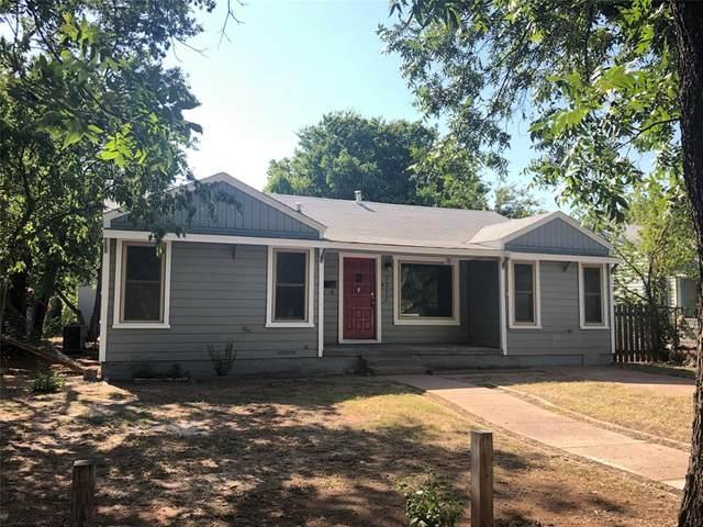 1710 Westmoreland Street, Abilene, TX 79603 (MLS #14321338) :: Team Tiller