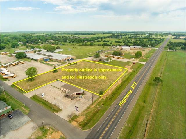 0000 Us 377, Aubrey, TX 76227 (MLS #14321990) :: All Cities USA Realty