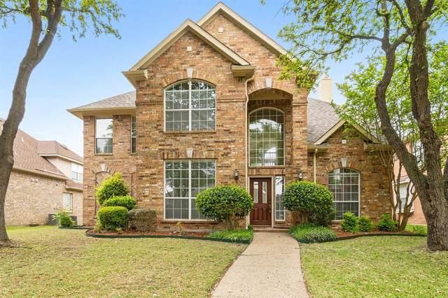 4321 Sendero Trail, Plano, TX 75024 (MLS #14322273) :: Trinity Premier Properties
