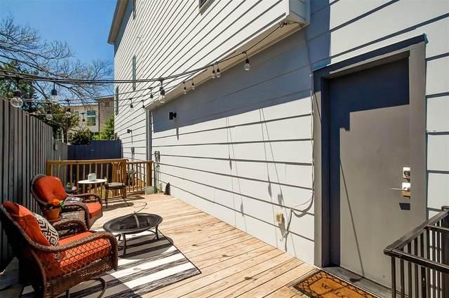6000 Hudson Street #107, Dallas, TX 75206 (MLS #14322480) :: Hargrove Realty Group
