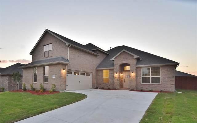609 Golden Bell Drive, Glenn Heights, TX 75154 (MLS #14322675) :: Team Tiller