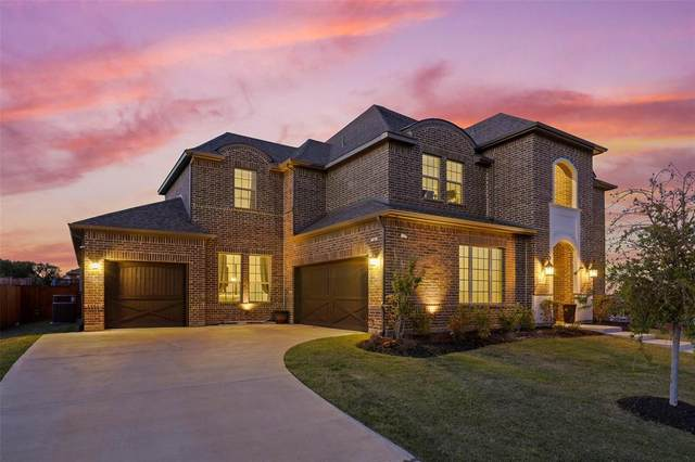 433 Silver Chase Drive, Keller, TX 76248 (MLS #14322793) :: The Mitchell Group