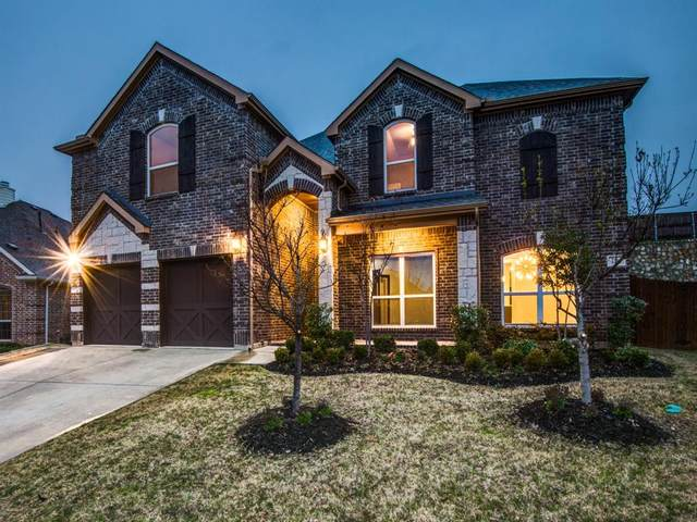 3112 Key Largo Court, Denton, TX 76208 (MLS #14322889) :: Real Estate By Design