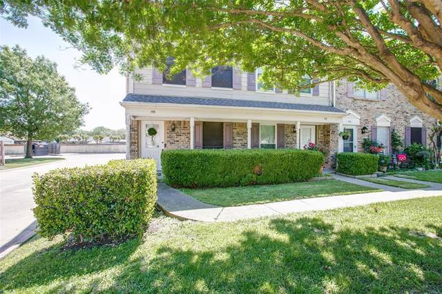 649 Carriagehouse Lane #8, Garland, TX 75040 (MLS #14323674) :: RE/MAX Pinnacle Group REALTORS
