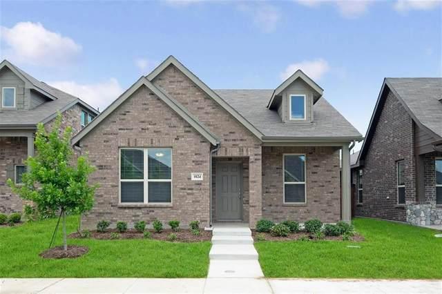 1824 Emilia, Celina, TX 75009 (MLS #14324104) :: Real Estate By Design