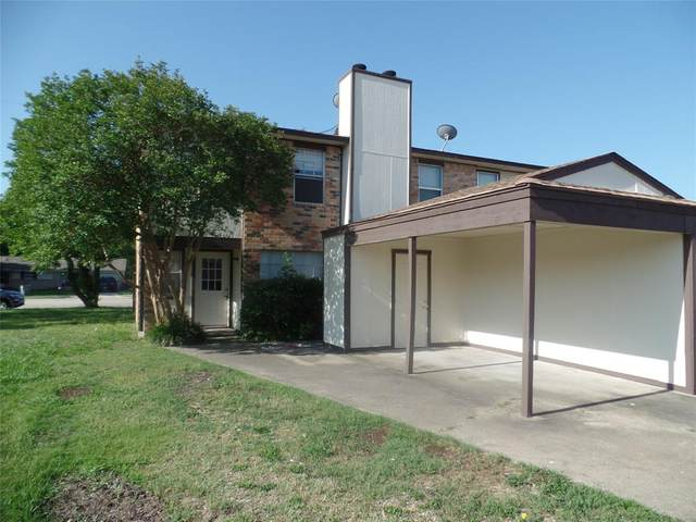 6 Trails Place C, Wylie, TX 75098 (MLS #14324242) :: The Kimberly Davis Group