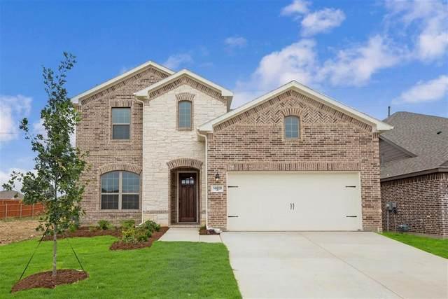 14609 Martin Creek Cove, Fort Worth, TX 76262 (MLS #14324363) :: The Kimberly Davis Group