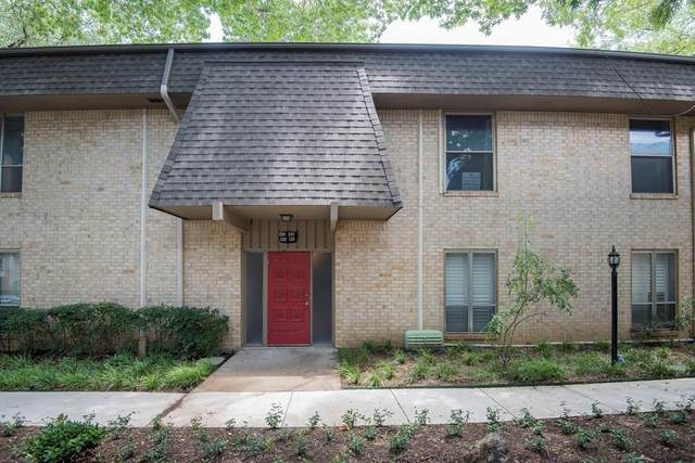 4320 Bellaire Drive S 232W, Fort Worth, TX 76109 (MLS #14324461) :: Front Real Estate Co.