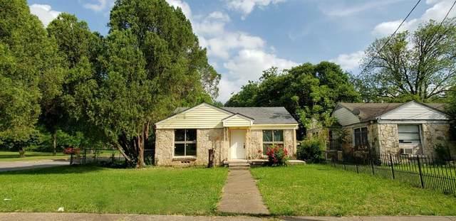 2158 Marfa Avenue, Dallas, TX 75216 (MLS #14324583) :: Potts Realty Group