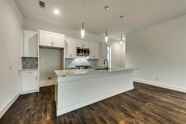 1931 N Prairie Avenue #4, Dallas, TX 75204 (MLS #14324597) :: North Texas Team | RE/MAX Lifestyle Property