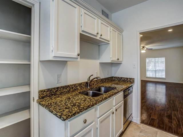 4312 Bellaire Drive S #229, Fort Worth, TX 76109 (MLS #14324901) :: The Heyl Group at Keller Williams