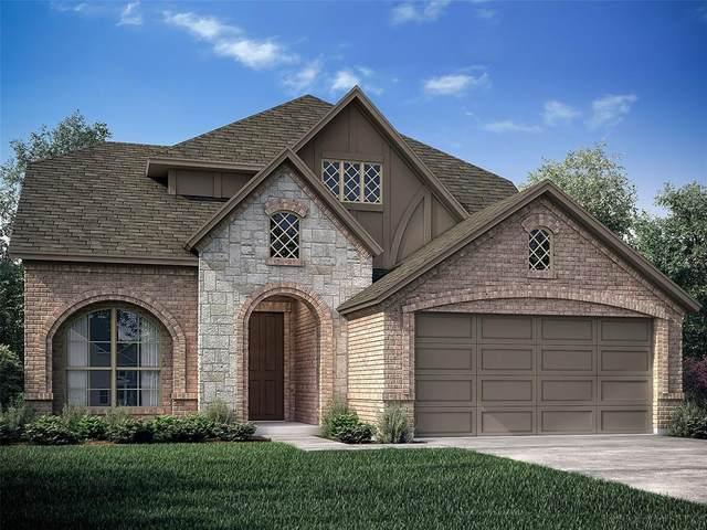 305 Ben Thomas Street, Burleson, TX 76028 (MLS #14325368) :: The Mitchell Group