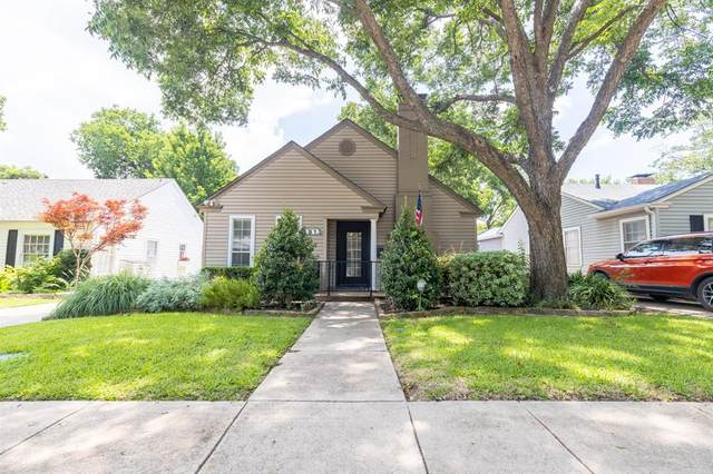 3913 Pershing Avenue, Fort Worth, TX 76107 (MLS #14325669) :: The Mitchell Group