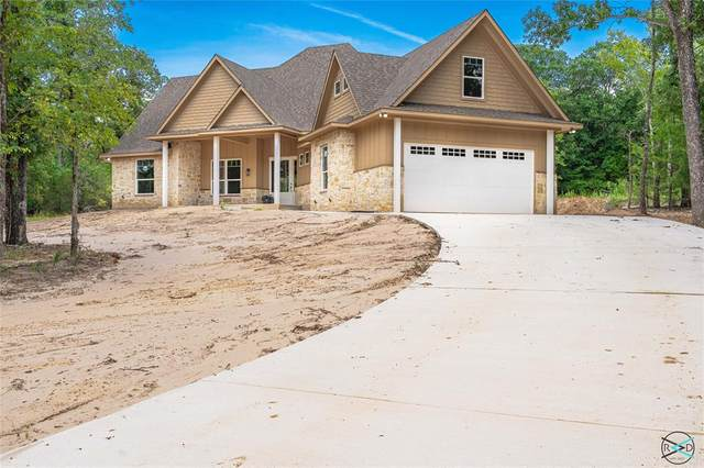 115 Oakbend Trail, Mabank, TX 75147 (MLS #14325939) :: The Kimberly Davis Group