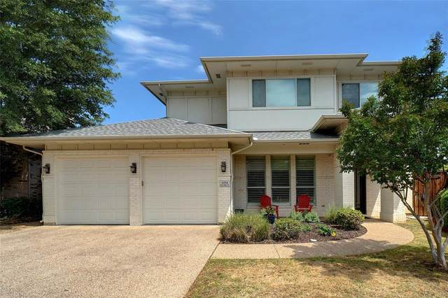 4204 Oak Park Court, Fort Worth, TX 76109 (MLS #14327538) :: The Chad Smith Team