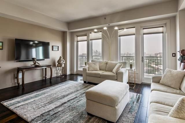 4611 Travis Street 1407A, Dallas, TX 75205 (MLS #14328016) :: Results Property Group