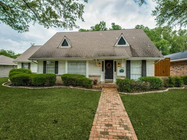 3443 Bevann Drive, Farmers Branch, TX 75234 (MLS #14328164) :: Hargrove Realty Group