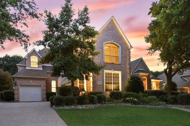 4409 Crown Knoll Circle, Flower Mound, TX 75028 (MLS #14328293) :: HergGroup Dallas-Fort Worth