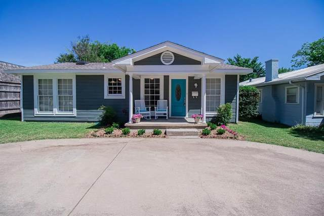 4632 Pershing Avenue, Fort Worth, TX 76107 (MLS #14328864) :: Real Estate By Design