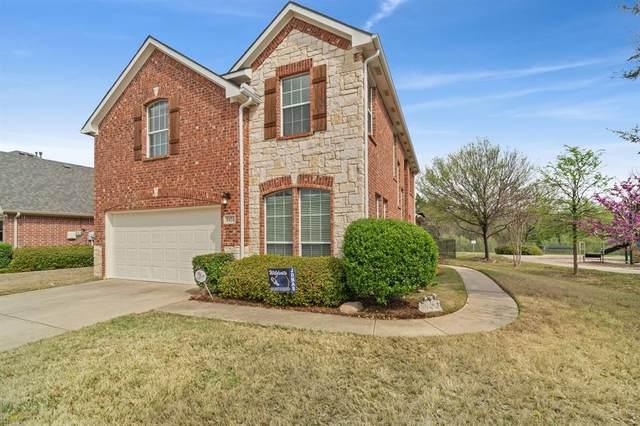 8424 Tyler Drive, Lantana, TX 76226 (MLS #14329409) :: Team Hodnett