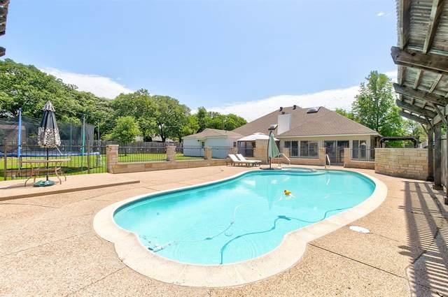 506 Aqua Vista Drive, Granbury, TX 76049 (MLS #14329464) :: The Chad Smith Team