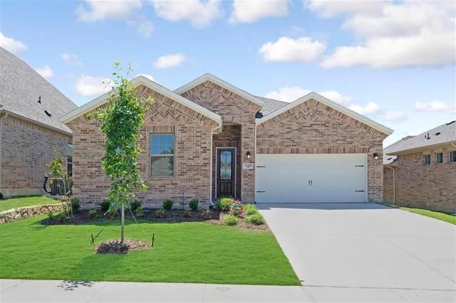 14325 Tupper Trail, Fort Worth, TX 76262 (MLS #14330475) :: The Kimberly Davis Group