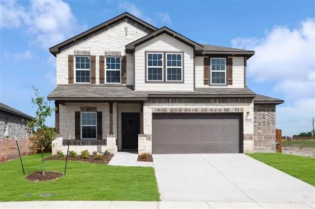 2070 Crosby Drive, Forney, TX 75126 (MLS #14330540) :: RE/MAX Landmark