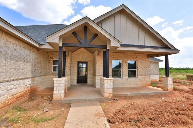 8345 Ridge View, Abilene, TX 79606 (MLS #14330589) :: The Paula Jones Team | RE/MAX of Abilene