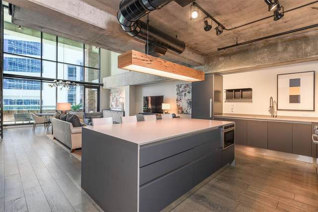 1999 Mckinney Avenue #404, Dallas, TX 75201 (MLS #14330901) :: The Hornburg Real Estate Group