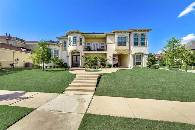 13364 Leeson Lane, Frisco, TX 75035 (MLS #14331004) :: The Kimberly Davis Group