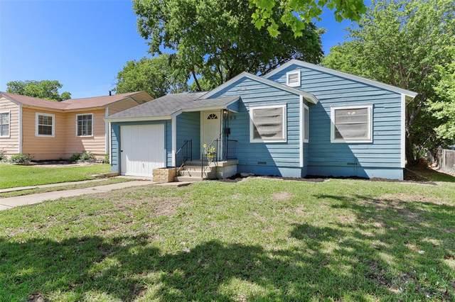 1253 E Mulkey Street, Fort Worth, TX 76104 (MLS #14331528) :: North Texas Team | RE/MAX Lifestyle Property