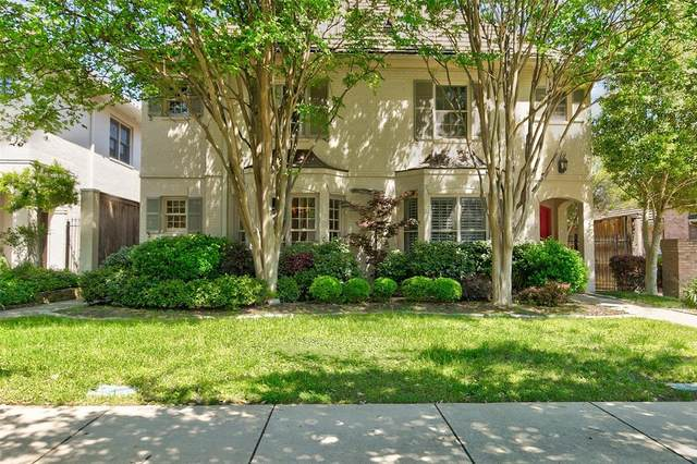 1217 Belle Place, Fort Worth, TX 76107 (MLS #14331596) :: Frankie Arthur Real Estate