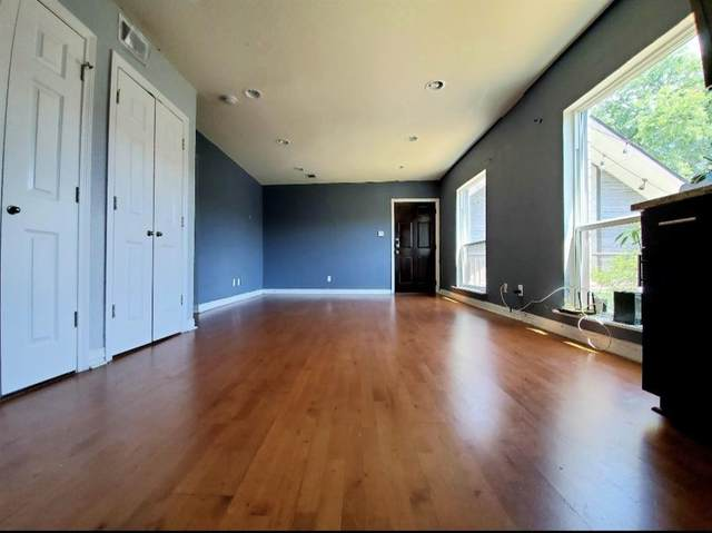 2722 Knight Street 201A, Dallas, TX 75219 (MLS #14331632) :: Front Real Estate Co.